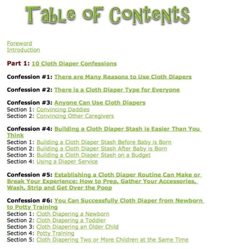 How To Make A Table Of Contents In Word 2013 by Beginner S Guide To Publishing Your Own Ebook Hongkiat