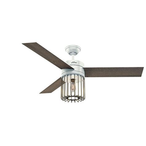 ronan ceiling fan 59238 ronan 52 quot fresh white 3 blade ceiling fan w
