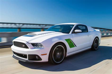 roush announces updated mustang lineup for 2014 the