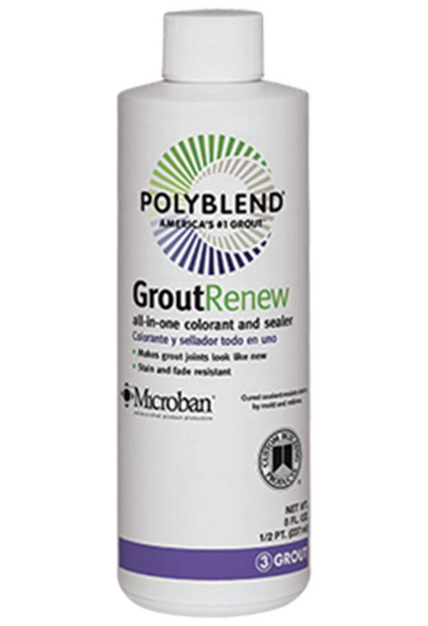 polyblend grout renew colors polyblend 174 grout renew custom bulding products