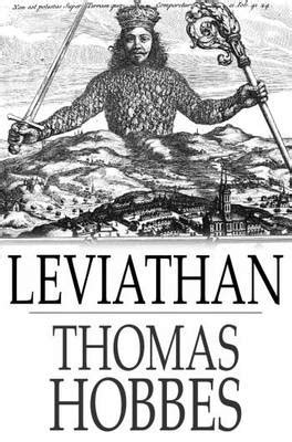 Leviathan: The Matter, Forme, & Power of a Common-Wealth