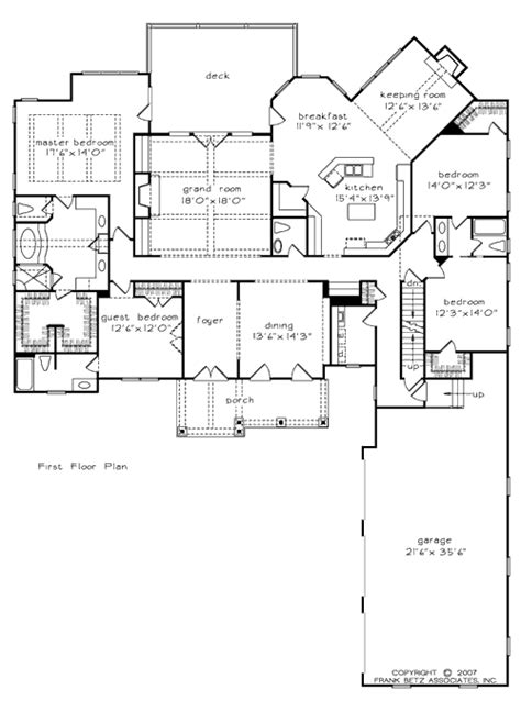 direct from the designers house plans the river gate southern living house plans first floor