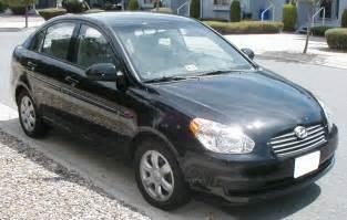 2006 Honda Accent 2006 Hyundai Accent Image 9