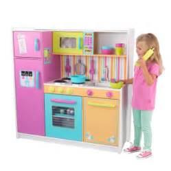 kidkraft deluxe big and bright kitchen walmart