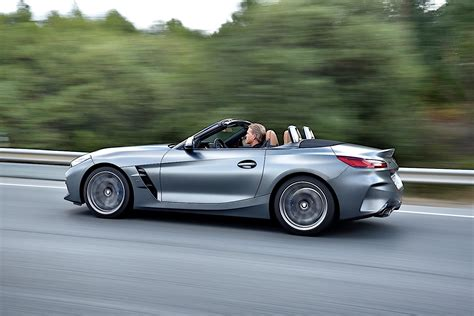 Bmw Z4 2020 by 2020 Bmw Z4 Roadster Shows Stunning Details In New Photo