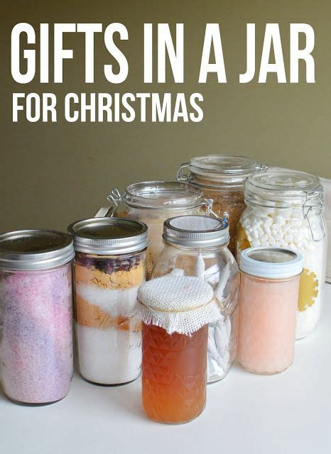 Kitchen Gifts In A Jar 91 Best Images About Jar Ideas On Jars