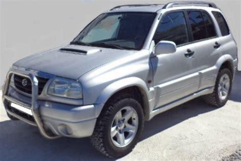 electric and cars manual 2002 suzuki vitara instrument cluster 2002 suzuki grand vitara 2 0 hdi manual 5dr 4x4 cars for sale in spain