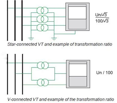 potential transformer ratio wiring diagrams wiring diagrams