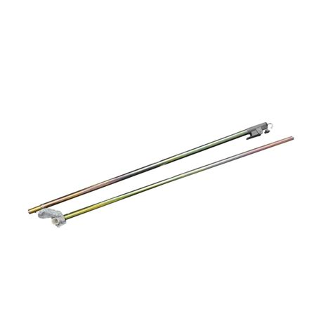 awning poles caravan awning roof pole with c cl end and windlock