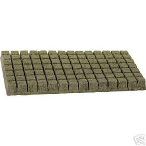 Rockwool Sheet grodan rockwool cubes 1 5 inches 98 per