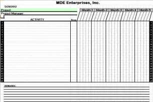 sle schedule template