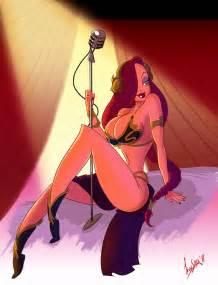 Betty Boop Rug Jessica Rabbit