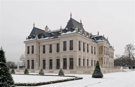 Chateau Style House Plans by Chateau Louis Xiv A Jaw Dropping Newly Built Castle In