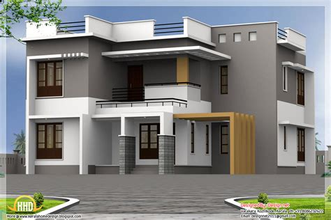 Kerala Modern House Design Ideas For The House Modern Homes House Plans