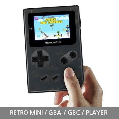 gbc console qoo10 retro mini gba gbc console computer