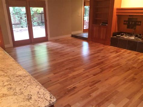 warm cherry hardwood flooring home ideas collection