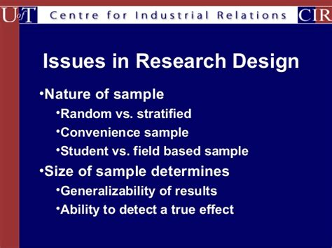 design effect stratified random sle types of research designs
