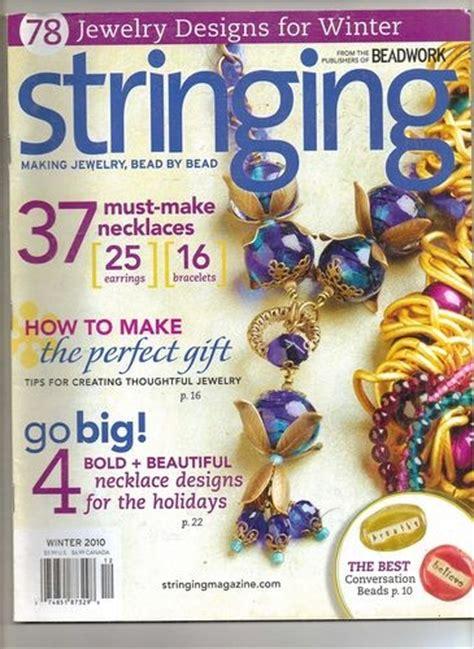 beading magazines 34 best images about beading magazines on