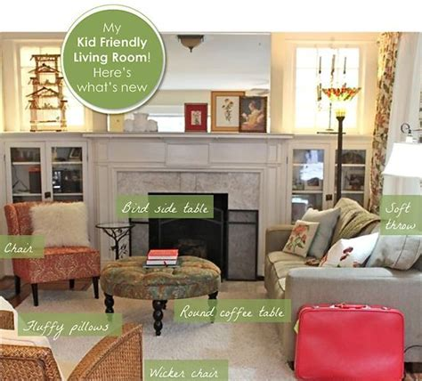 kid living room furniture kid friendly living room with pier 1 decor including perched bird accent table and tufted