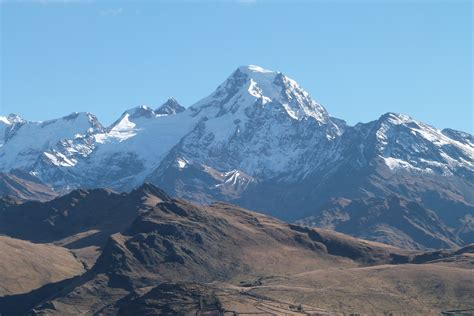 Teh Mountea living landscapes climate change in the andes the