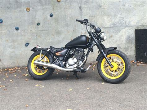 Suzuki 125cc Bikes For Sale Suzuki 125cc Marauder Bobber