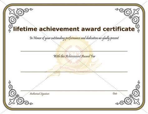 certificate template powerpoint professional and high quality