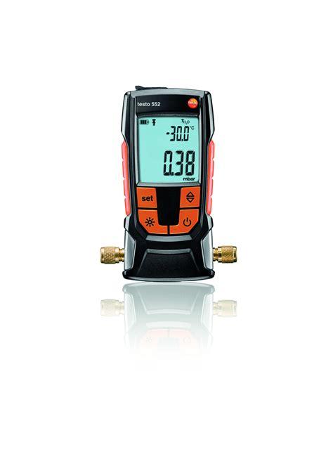 drain you testo testo 552 digital vacuum micron with bluetooth