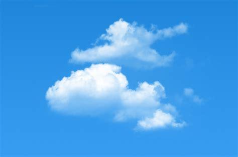 beautiful photoshop cloud brushes