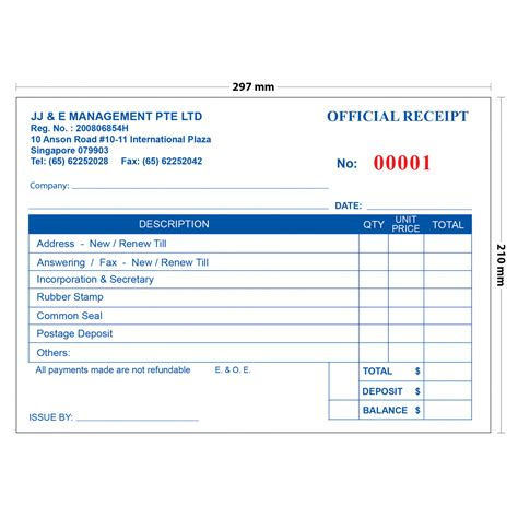 house rent receipt template nice word templates