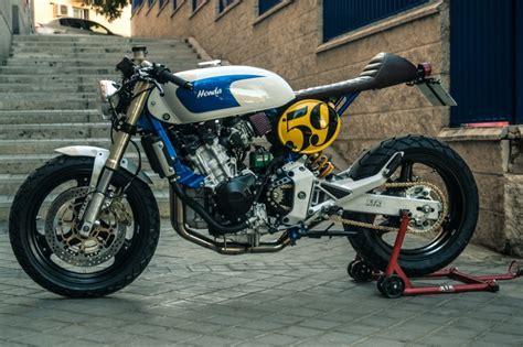 honda cb 600 honda cb600 cafe racer by xtr pepo bikebrewers com