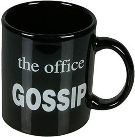 office coffee mugs the office gossip mug funny novelty tea coffee cup buy online