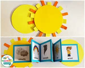 weather vocabulary activities for kids