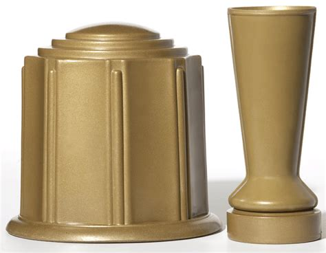 urns vases cremation urns cemetery vases foreversafe theft