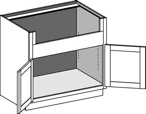 farmhouse kitchen sink base cabinet base cabinets cabinet joint