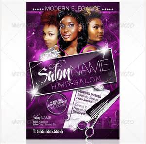 hair salon flyer templates 67 salon flyer templates free psd eps ai