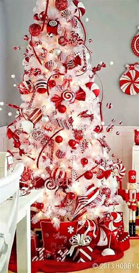 creative christmas tree themes