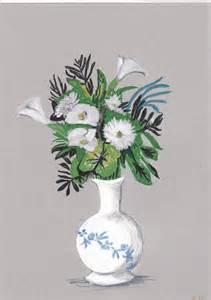 fleur et vase page 2