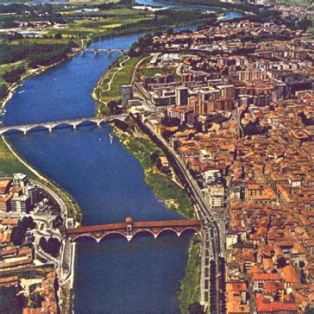 pavia mappa italia pavia aerial view