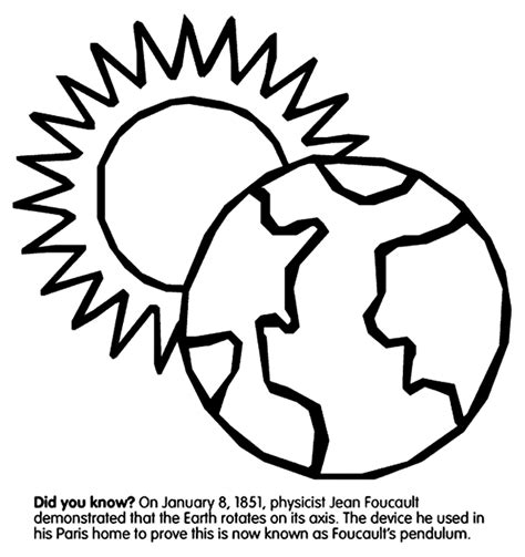 earth day coloring pages crayola earth s rotation crayola co uk