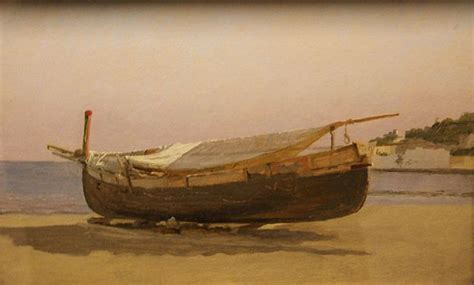 how to christen a boat boat dragged on shore kobke christen wikiart org