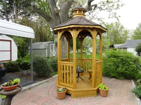 garden gazebo kits small outdoor gazebo gazebo ideas small garden gazebo