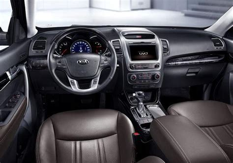 2013 Kia Interior by 187 2013 Kia Sorento Interior Next Year Cars