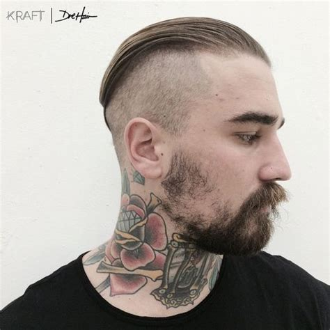 slick back hair shaved sides 100 cool short hairstyles and haircuts for boys and men in