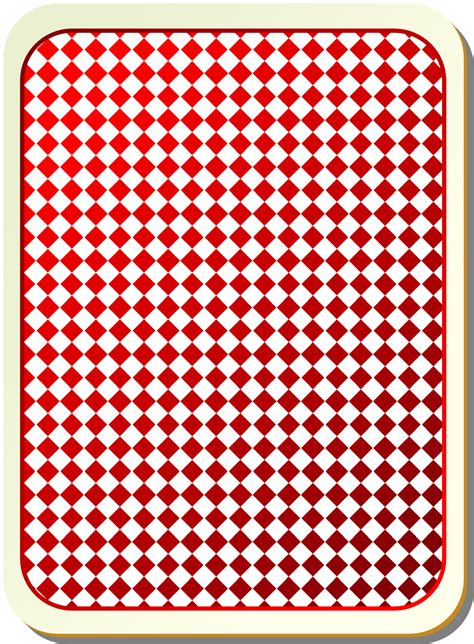 card patterns back of card pattern vector free psd