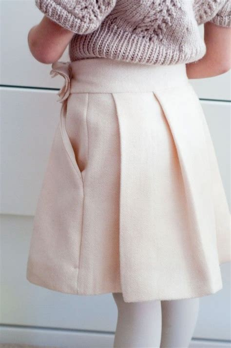 skirt pattern pdf sewing pattern couture skirt for girls pdf instant