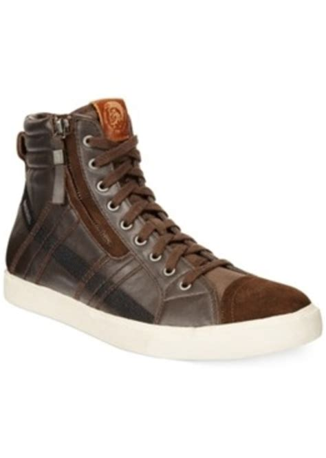 s diesel sneakers diesel diesel d velows d string hi top sneakers s
