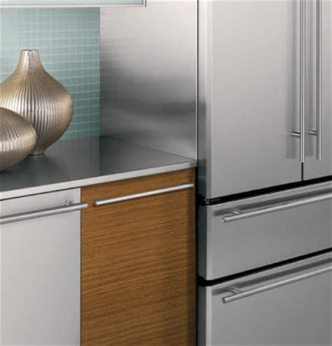 Countertop Depth Fridge by Gold Notes September 2009