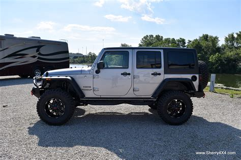 jeep lifted 2017 2017 jeep wrangler unlimited sport rocky ridge trucks k2