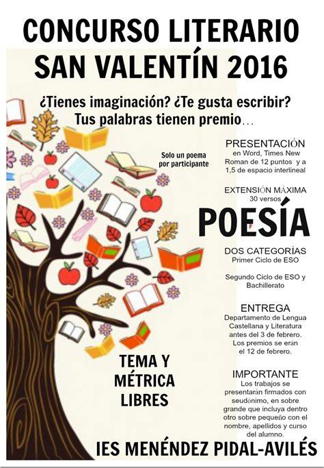 literatura paname 241 a hoy concursos poesia concursos d inter 233 s oberts agenda