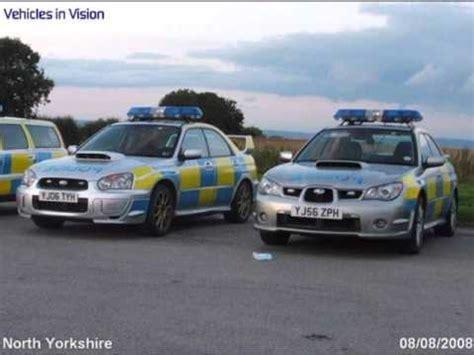 british vs american police cars youtube